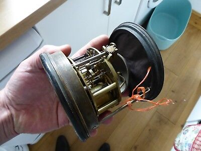 Good Antique A&n Paris French Clock Movement For The Clockmaker