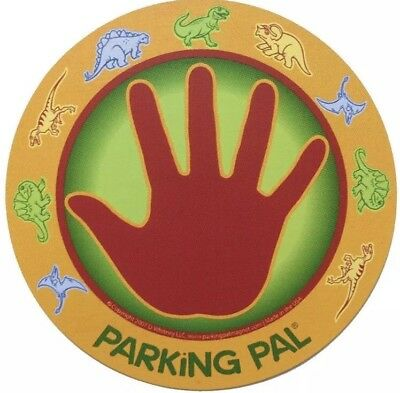 Parking Pal car magnet child road safety UK seller  (Dinosaur design)
