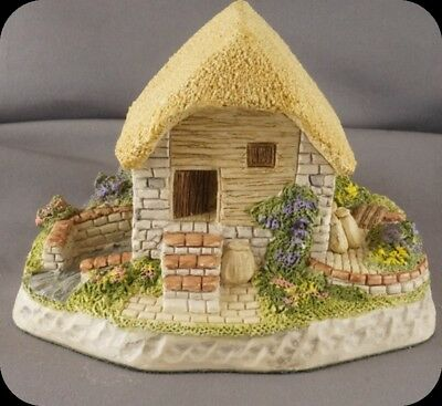 David Winter Cottages Collectors Guild Irish Water Mill