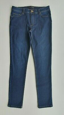 Women's New Gap Stretch Straight Mid Rise Jeans Uk 6-8-10-12-14-16-18-22-24-26