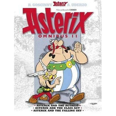 Asterix Omnibus 31, 32 & 33: Asterix and the Actress / Asterix and the Class Act