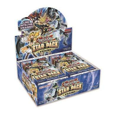 Yu-Gi-Oh Star Pack - Vrains - Booster Box 1st Edition English TCG Factory Sealed