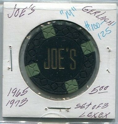 +++++++++++  $$$  OLD  $5  JOES  GERLACH  NEVADA   Low Book = $100