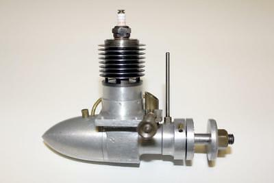 Very Rare 1948 Japanese TOP 23 Stunt Ignition Model Engine, Exellent Condition.