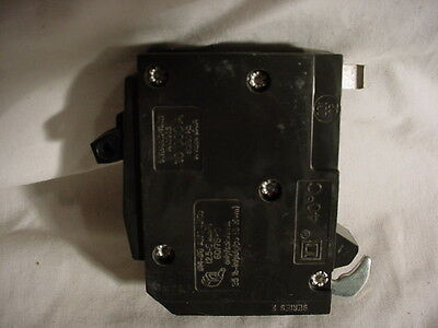NEW! SQUARE D QOT2020  twin 20-Amp, Single-Pole Tandem Circuit Breaker 120/240V