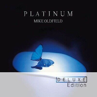 Mike Oldfield - Platinum (Deluxe Edition) - UnKnown 5339422 - (CD / Titel: H-P)