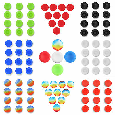 10PCS Thumbstick Cap Cover for PS3 XBOX360 Analog Controller Thumb Stick Grip