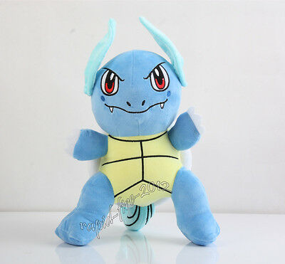 Pokemon Center Wartortle Plush Doll Toy Figure Stuffed Animal 12 inch Gift #008
