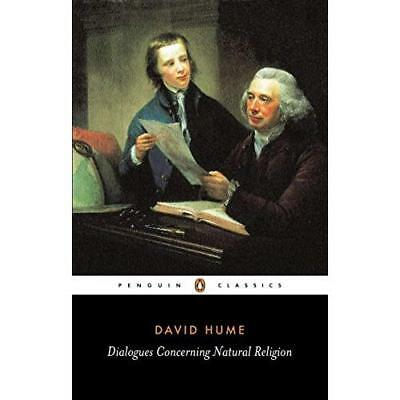 Dialogues Concerning Natural Religion (Classics) - Paperback NEW Hume, David 199
