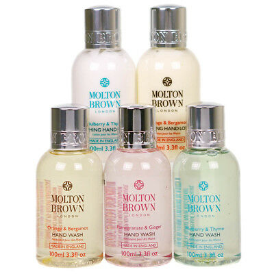 Molton Brown Hand Wash and Hand Lotion 100ml OFFER
