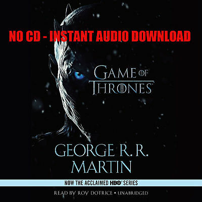 A Game of Thrones: A Song of Ice and Fire George R. R. Martin - {AUDIOBOOK}