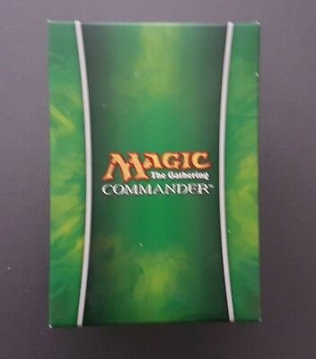 Magic the Gathering Commander 2013 Deck - Nature of the Beast / Natur der Bestie