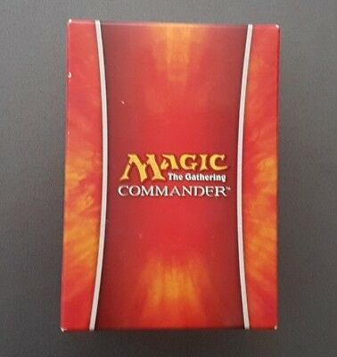 Magic the Gathering Commander 2013 Deck - Power Hungry / Hunger nach Macht