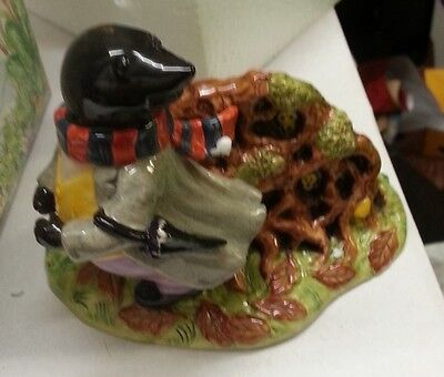 Royal Doulton Wind in the Willows EVERY HOLE POSSESSED A FACE WW9 boxed FREE P&P