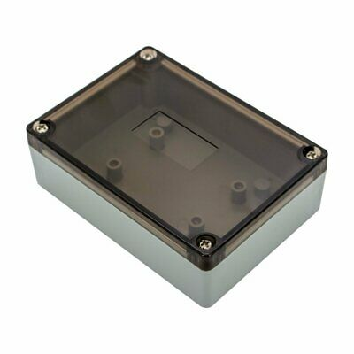 Sealed ABS Plastic Enclosure Electrical Project  Box Case IP65 125x90x40mm
