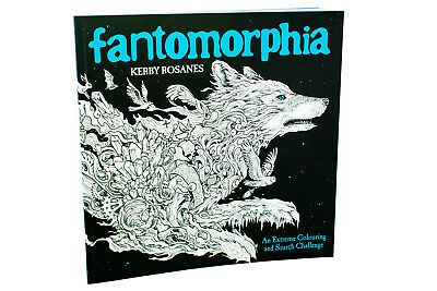 Fantomorphia: An Extreme Colouring and Search Challenge Kerby Rosanes, Activity