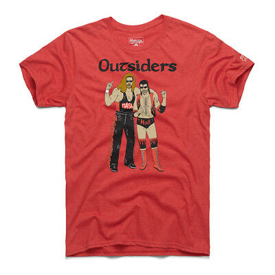 nWo-The Outsiders 2018 T-SHIRT S-XXL WWE Scott Hall Kevin Nash RAW WWF WCW N.W.O