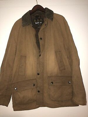 RARE Barbour Ashby In Tan Color