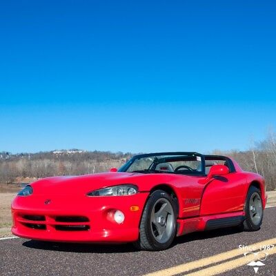 1995 Dodge Viper RT/10 Roadster 1995 Dodge Viper RT/10 Roadster