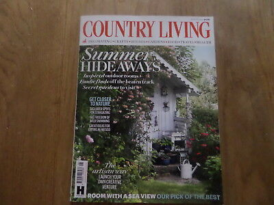 Country Living Magazine - August 2018