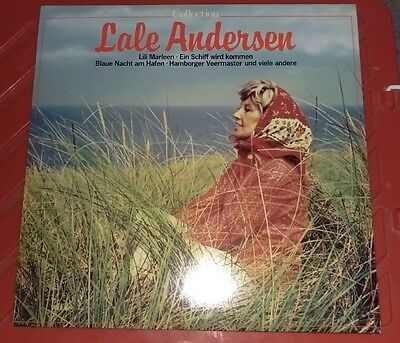 Lale Andersen - Collection       LP    EX