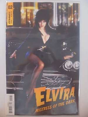 Elvira Mistress of the Dark #2 D Cover Dynamite NM Comics Book