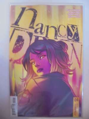 Nancy Drew #4 B Cover Dynamite NM Comics Book