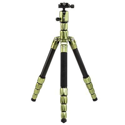 MeFOTO RoadTrip S Aluminum Travel Tripod/Monopod, Green #RTSAGRN