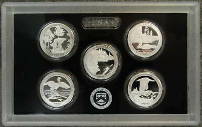 WEEKLY SPECIAL 2018-S SILVER Proof A T B Quarter Set - @ CherrypickerCoins