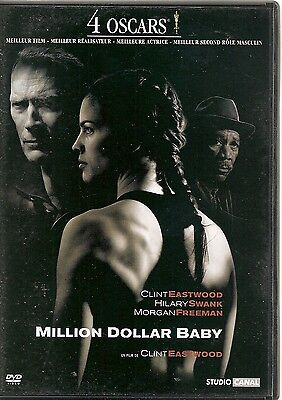 "DVD ""MILLION DOLLAR BABY"" De Clint Eastwood  NEUF SOUS BLISTER"