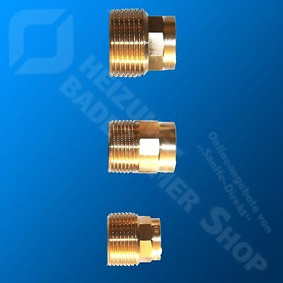 "Soldering Transition Nipples for Copper Pipe: 12 - 54 mm; 3/8 "" - 2 "" Inch #4243"