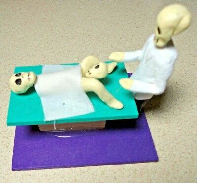 Day of the Dead Skeleton Doctor Delivering Baby Birth Mom Mexico Dia Muertes