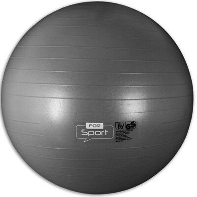 75cm Gymnastikball Fitnessball Sitzball Sportball Pilates Ball Yogaball 175/185