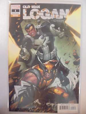 Old Man Logan Annual #1 Sandoval Variant 1st Printing Marvel VF/NM Comics Book