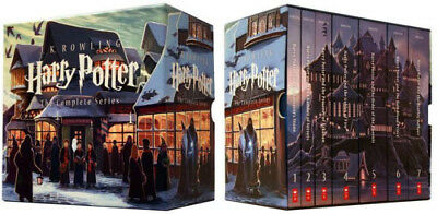 Harry Potter Complete Book Series Special Edition Boxed Set by J.K. Rowling