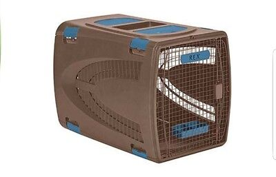 Suncast Deluxe Pet Carrier PCS3624 BRAND NEW U.S. Airline Approved Dog Cage