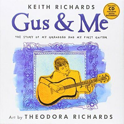 Gus and Me by Richards, Keith Book The Cheap Fast Free Post