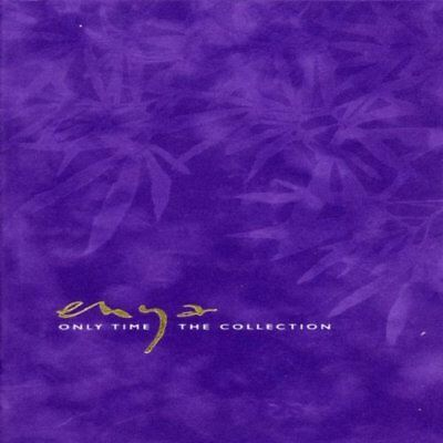 Enya - Only Time - The Collection - Enya CD 72VG The Cheap Fast Free Post The