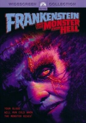 Frankenstein & Monster From Hell [DVD] [1974] [Region 1] [US Impo... - DVD  OOVG