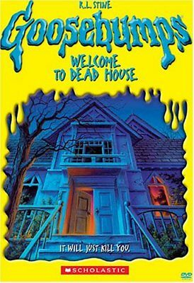 Goosebumps: Welcome to Dead House [DVD] [Region 1] [US Import] [N... - DVD  EYVG