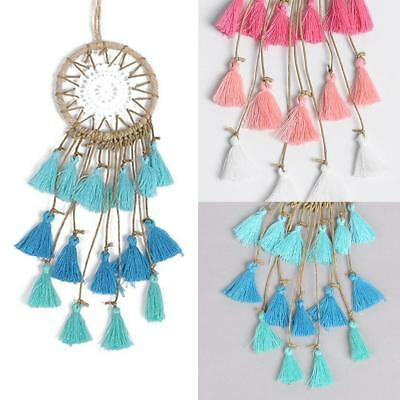 Handmade Dream Catcher with Feather Bead Wall or Car Hanging Decoration Ornament