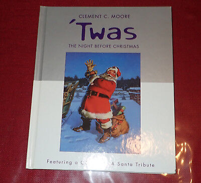 'Twas The Night Before Christmas by Clement C. Moore - Coca-Cola Santa Hallmark