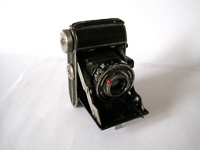 Baldini Folding Vintage Film Camera In Nice Cosmetic & Working Condition