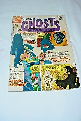 The Many Ghosts Of Dr Graves (1970)