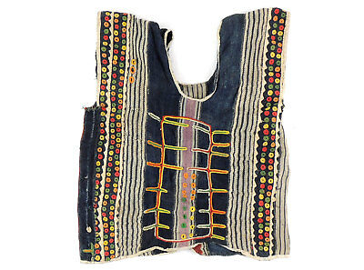 Wodaabe Bororo Child's Tunic Embroidered Niger African Art SALE WAS $210.00