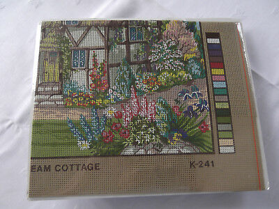 Complete Tapestry Kit, Stream Cottage