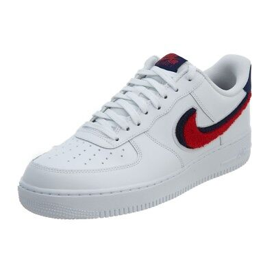 1 07 White Air 823511 Blue Nike Force Trainers Lv8 106 Red Mens bfYy76gvI