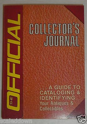 The Official Collector's Journal 1984 Paperback edited by Thomas Hudgeons III