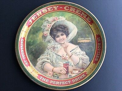 Pre Pro Jersey Creme Soda Beer Tray Sign