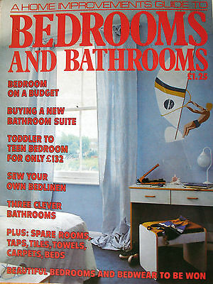 Bedrooms And Bathrooms Magazine 1982